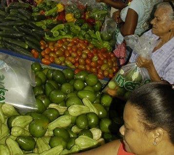 Mercados son ayuda gente.
