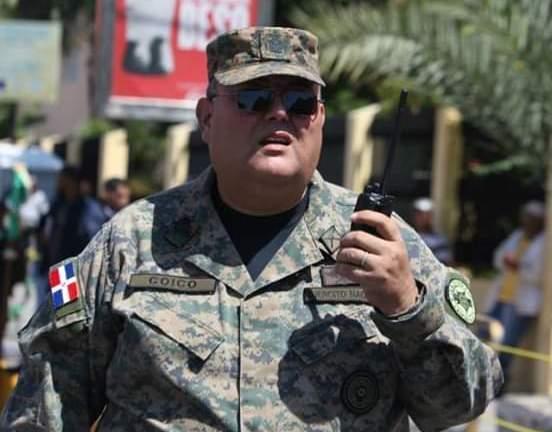 Coronel Paris C. Goico López.