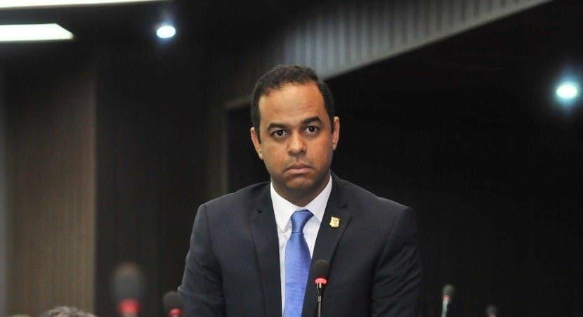 Ronald Sánchez, vocero del bloque de diputados del PRM.