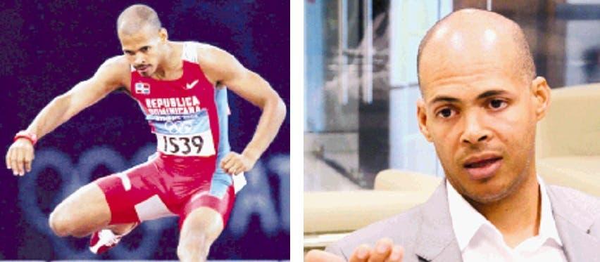 Félix Sánchez está optimista con futuro del atletismo dominicano