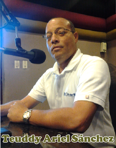Teuddy Sánchez murió a causa de un paro cardíaco el 10 de diciembre del 2014, a pocos minutos de ser ingresado en la Clínica Magnolia de esa ciudad.