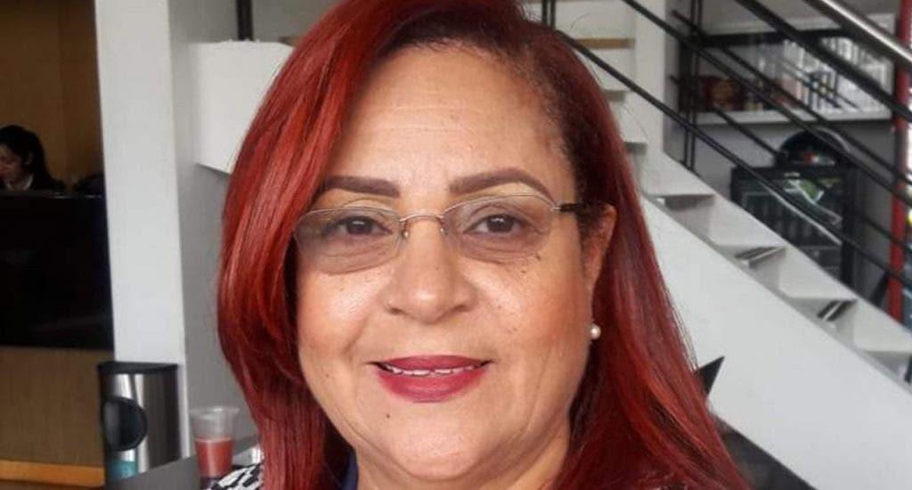 Tomasa Lantigua de Reyna era comunicadora.