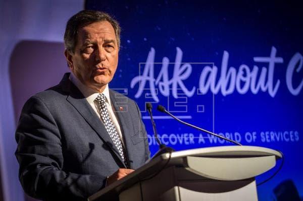 El ministro de Relaciones Exteriores de Chile, Roberto Ampuero. EFE/Archivo