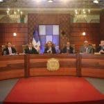 El Consejo de la Magistratura es encabezado por el presidente Danilo Medina.
