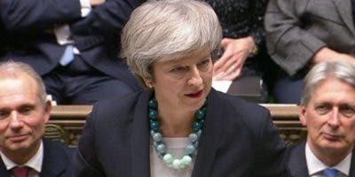 May no logró suficiente apoyo al acuerdo negociado con Bruselas.