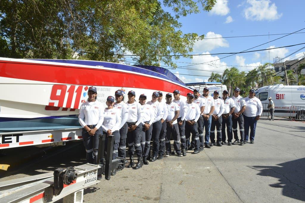 Presidente Danilo Medina pone en marcha el servicio 911 en La Altagracia