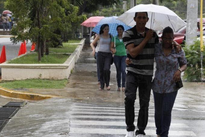las-lluvias-debiles-estaran-presentes-los-primeros-dias-de-la-semana