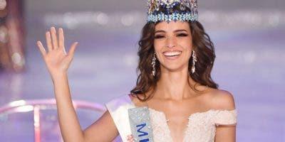 Vanessa Ponce de León fue coronada Miss Mundo 2018.