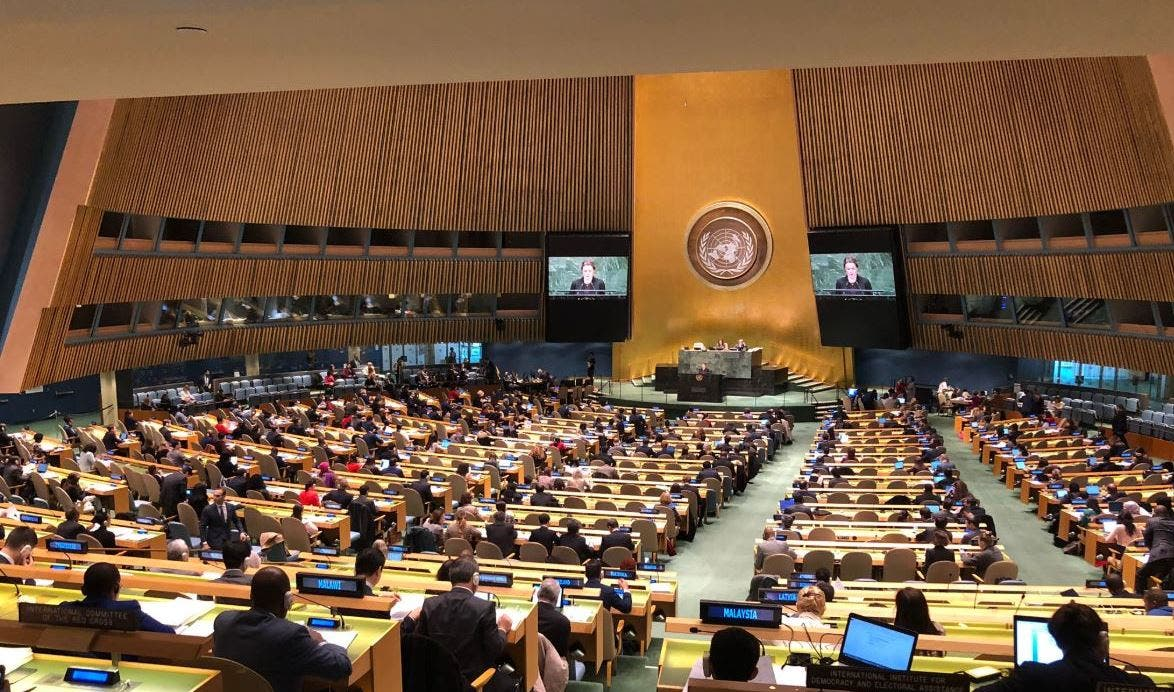 ONU aprueba acuerdo sobre refugiados, EEUU se opone