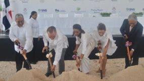 El centro beneficiará a niños en condiciones especiales.