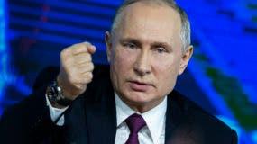 Vladimir Putin   fortalece la defensa del país.