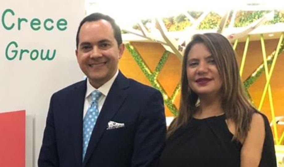 Luís López Tallaj y Rosemary Romero.