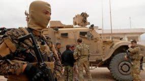 Se estima que cerca de 2.000 soldados estadounidenses están desplegados en Siria.