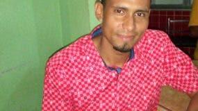 Richard Vladimir Bonilla Domínguez, de 30 años, falleció en el lugar del accidente