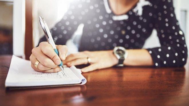 ¿Qué mejor manera de fijar y priorizar nuestras metas que haciendo una lista?