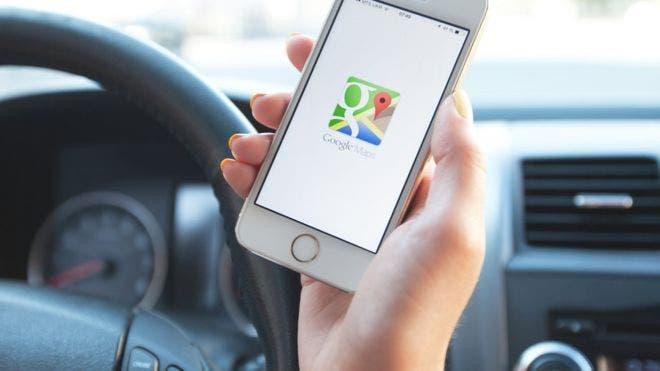 Los datos de Google Maps no siempre son exactos.