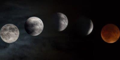 El eclipse total de luna de la noche del 20 de enero será visible en todos los países de América Latina.