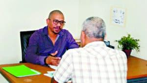 La Procuraduría General de la República cubre el pago de los especialistas. Nicolás Monegro
