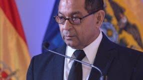 Mariano German Mejía, presidente de la Suprema.archivo
