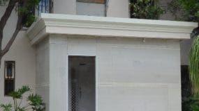 La vivienda está ubicada en el sector Bella Vista. JOSÉ DE LEÓN