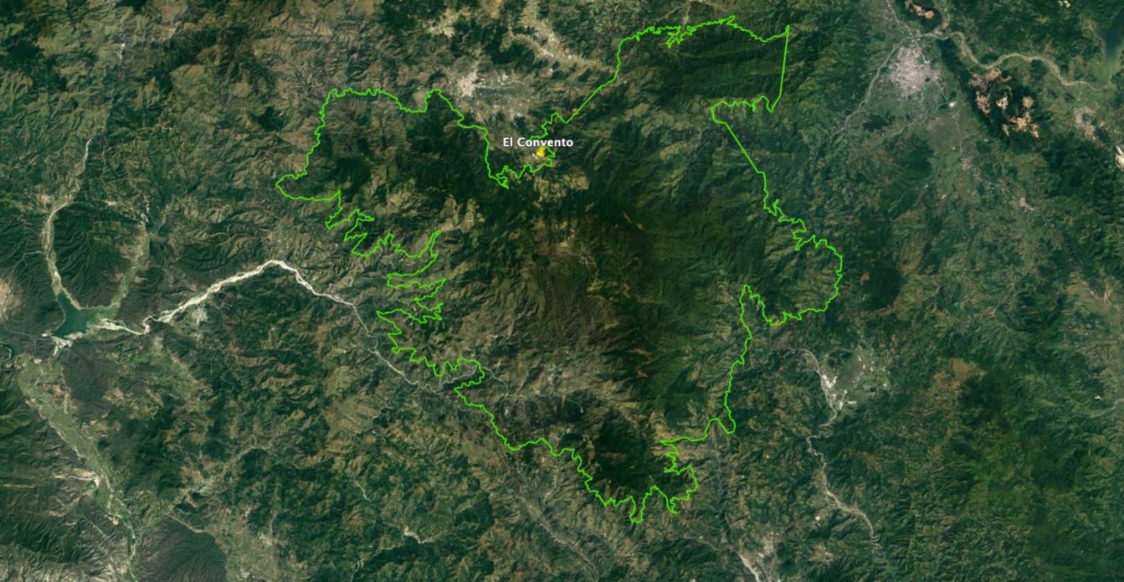 Medio ambiente señalizará límites de Valle Nuevo