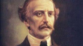 Juan Pablo Duarte,  fundador de la República.