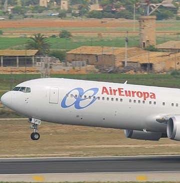 Air Europa agiliza el proceso de abordaje