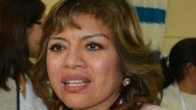 Zoraida Ávalos asume tras renuncia del fiscal general.