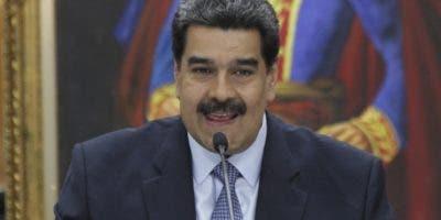 El presidente Nicolás Maduro.