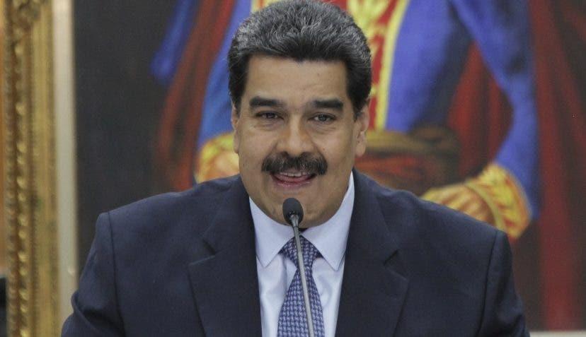El presidente Nicolás Maduro asume posición enérgica.