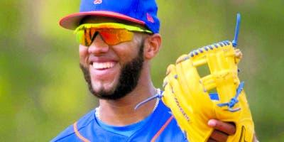 Amed Rosario  está enfocado en ser el   torpedero  titular de  los Mets .  AP