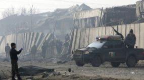 El mortífero ataque se produjo  contra una base del Directorio Nacional de Seguridad en la provincia de Maidan Wardak.