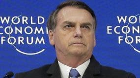Presidente Jair Bolsonaro.