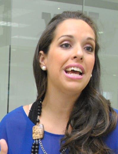 Carla Campos, directora de Turismo de Puerto Rico.