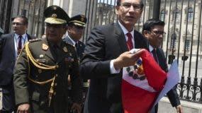 El presidente de Perú, Martín Vizcarra, es un abanderado de un amplio plan anticorrupción. AP