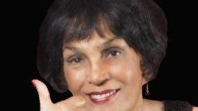 La actriz y directora Niurka Mota.