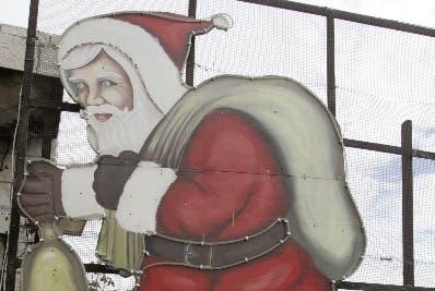 La policía le dijo que Santa había confundido su lista.