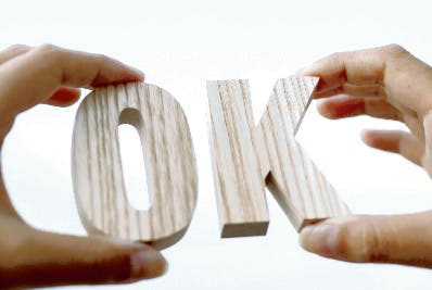 """""""OK"""" o """"oll korrect"""" (todo correcto) persistió en el tiempo."""