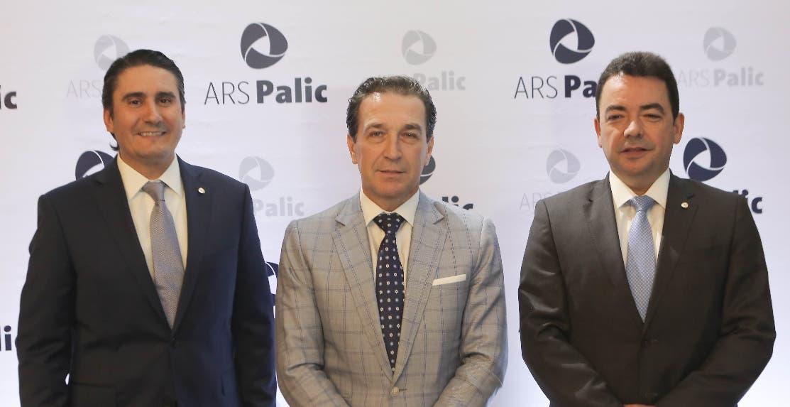 Alvin Martínez Llibre, Francesco Fino y Andrés Mejía.