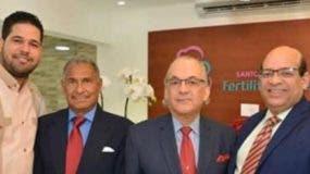 Steve Rabassa, Domingo Peña Nina, Miguel Montalvo y Alexis Martínez.