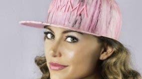 La cantante italiana Silvia Harmony.