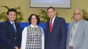 Luis Giacomety, Francini Placencia, Miguel Rivera y Héctor Morales.