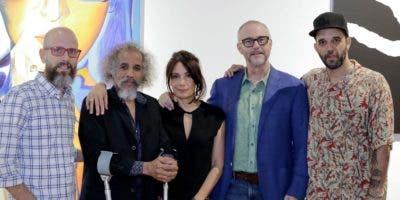 Gerard Ellis, Juan Mayi, Inés Tolentino, Lyle O. Reitzel y  Gustavo Peña.