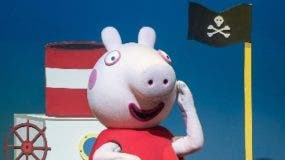 Peppa es uno de los personajes favoritos de niños.