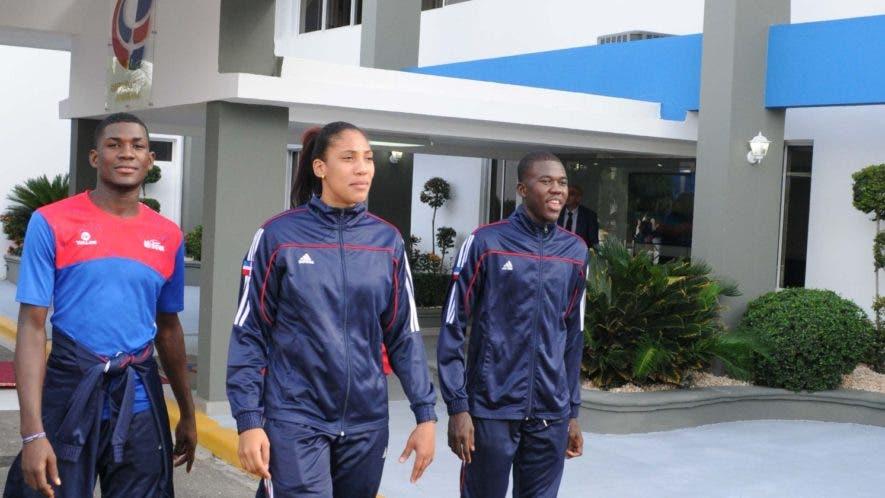 Desde su apertura, el Albergue Olímpico ha estado habitado por atletas.  Elieser Tapia.