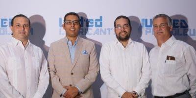 Juan Tomás Díaz, Guillermo Lama, Miguel Rene y Luigi Guaschino.