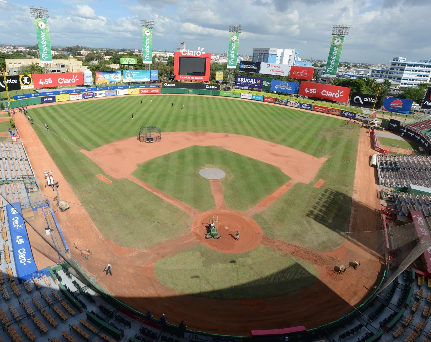 Torneo béisbol dominicano inicia el 15 noviembre sin público