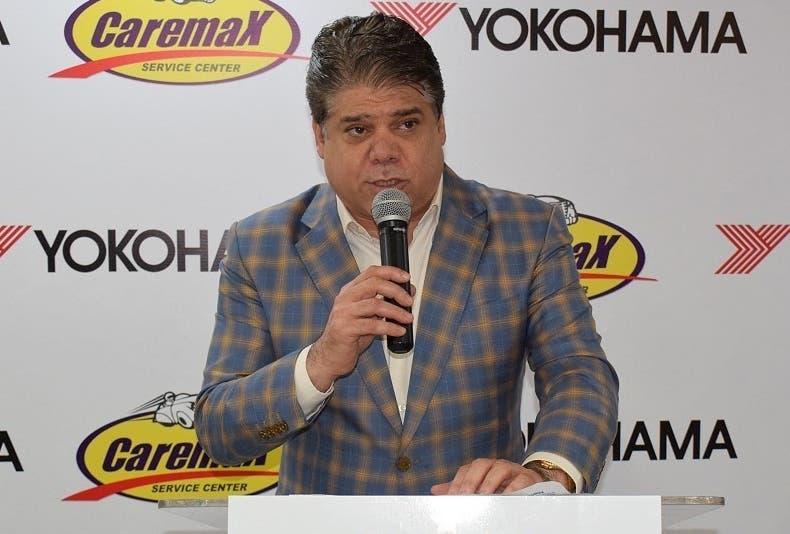 Grupo Caremax resalta los aportes de dueños del autódromo Sunix