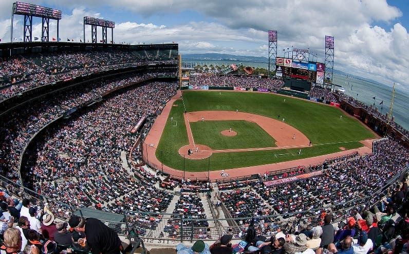 El estadio de los Gigantes  ha cambiado tres veces el nombre.