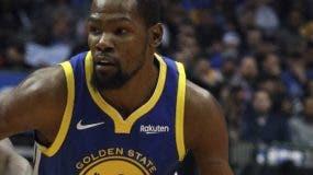 dKevin Durant sigue siendo hombre clave en Warriors.